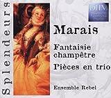 Marais: Pieces En Trio