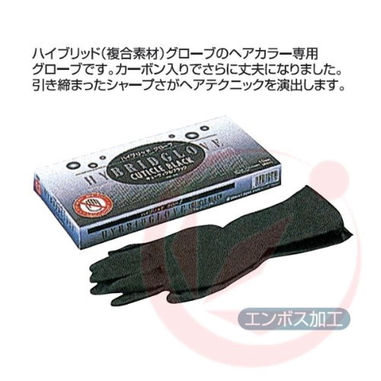 流暢タブレット顎ハイブリッドグローブ キューティクルグラック SS 10set(20枚入) 6個セット