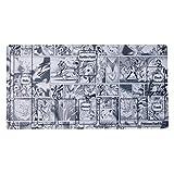 ポケモンセンターオリジナル ポケモンカードゲーム ラバープレイマット -Yusuke Murata- コミック総柄