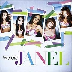 JANEL「Feel」のジャケット画像
