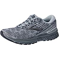 Brooks Australia Men's Adrenaline GTS 19 Men's Road Running Shoes, Grey/White Ebony
