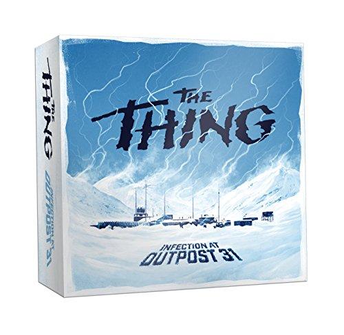USAopoly the Thing (遊星からの物体X) 前哨基地31での感染 戦略ゲーム (英語版)