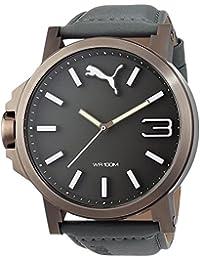 プーマ 腕時計 ドイツブランド 10ATM 50mm PU103461004 [並行輸入品]