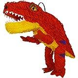 ティラノザウルス恐竜Pinata ( T - Rex Dino ) – Mexican Piñata – ハンドメイドのメキシコ