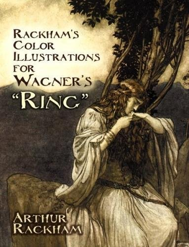 "Rackham's Color Illustrations for Wagner's ""Ring"" (Dover Fine Art, History of Art)の詳細を見る"