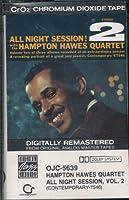 All Night Session! Hampton Hawes Quartet, Vol. 2