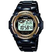 [カシオ]CASIO 腕時計 Baby-G ベビージー Reef タフソーラー 電波時計 MULTIBAND5 BGR-3000J-1JF レディース