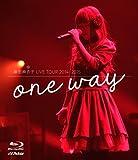 藤田麻衣子 LIVE TOUR 2014-2015~one way~ [Blu-ray]