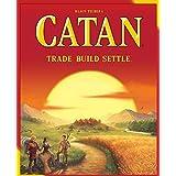 Catan 5th Edition カタン 開拓者たち 英語 english スタンダード版 ボードゲーム