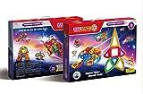 Amazon.co.jpMAGSPACE・マグスペース 79 高級「宇宙船探検家セット」 想像力を育てる知育玩具