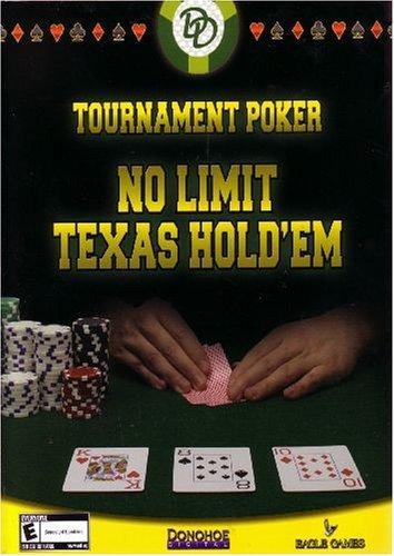 Tournament Poker: No Limit Texas Hold'em by Eagle Games [並行輸入品] Eagle Games