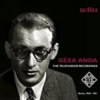 Geza Anda - The Telefunken Recordings by Geza Anda (2013-05-03)