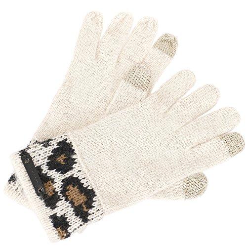 [コーチ] COACH アパレル (手袋) F86022 チョークマルチ CAH 手袋 レディース [アウトレット品] [並行輸入品]