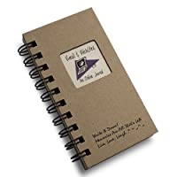 Email & Websites, An Online Journal - MINI Kraft Hard Cover by Write it Down Series, Mini