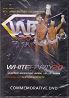 White Party Palm Springs 20 Year Anniversary Commemorative DVD