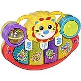 Playgro Lion Activity Kick Baby Toy