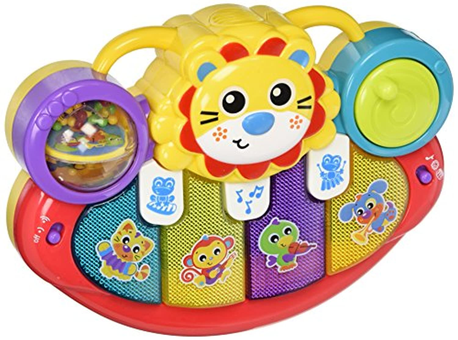 Playgro Lion Activity Kick Toy for Baby by Playgro
