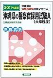 沖縄県の警察官採用試験A 2011年度版 (沖縄県の公務員試験対策シリーズ)
