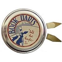 【BOOK DARTS】ブックダーツ ゴールド(ブラス)50個缶入り