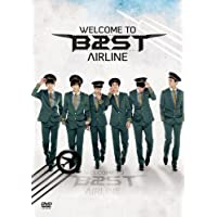 """BEAST The 1st Concert """"WELCOME TO BEAST AIRLINE"""" DVD"""