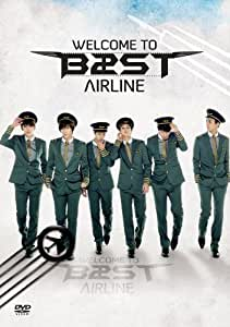 """BEAST The 1st Concert """"WELCOME TO BEAST AIRLINE"""" DVD [DVD]"""