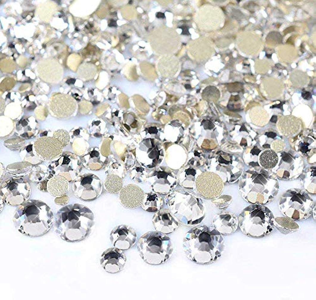 間隔分解する遠足Tigre Amore ラインストーン ネイル用ストーン ガラス 製 大容量 5000粒 セット