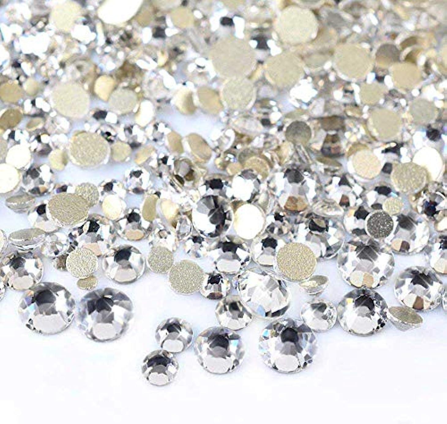 日光ペルメルホームレスTigre Amore ラインストーン ネイル用ストーン ガラス 製 大容量 5000粒 セット