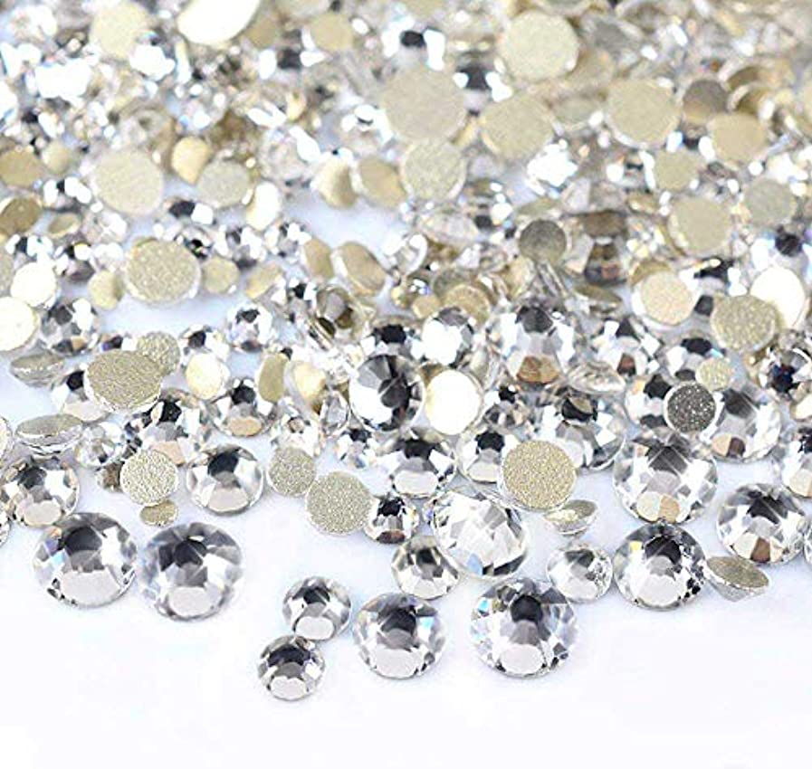 クレア写真を描くわなTigre Amore ラインストーン ネイル用ストーン ガラス 製 大容量 5000粒 セット