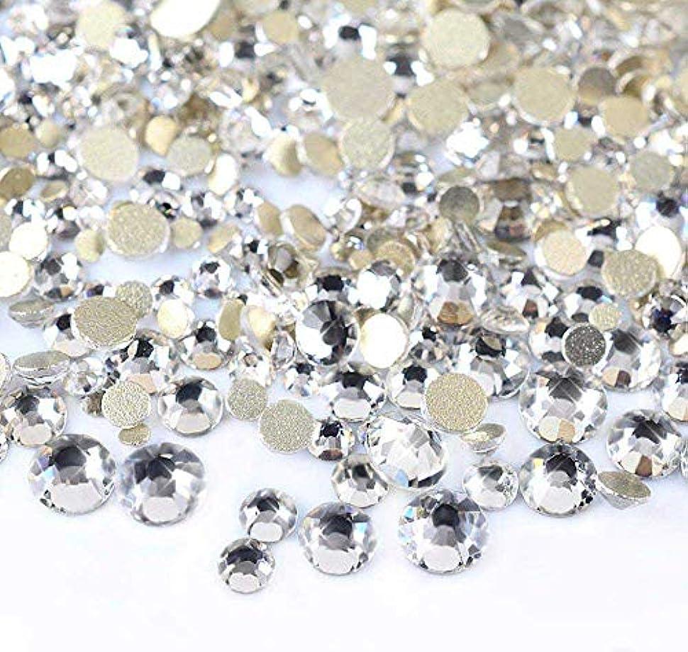 結び目おもしろいパキスタンTigre Amore ラインストーン ネイル用ストーン ガラス 製 大容量 5000粒 セット