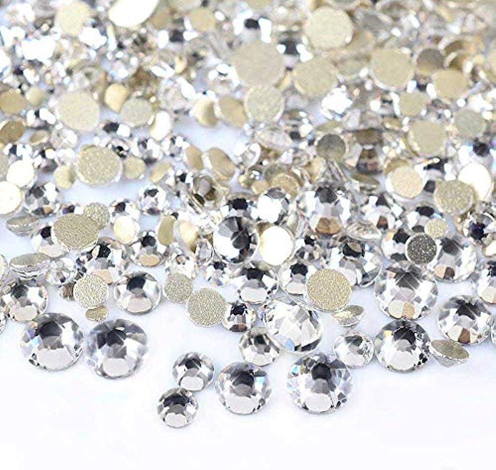 文言終わり一元化するTigre Amore ラインストーン ネイル用ストーン ガラス 製 大容量 5000粒 セット