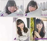 乃木坂46 堀未央奈 トレカ 4枚 トレーディングカードコレクション part2 生写真 サイン 箔押し パジャマ