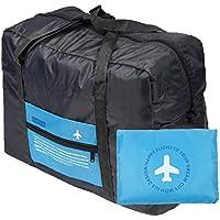 (エリニカ) elinika 空の旅を快適に 折りたたみ バッグ 機内 持ち込み 用 ボストンバッグ