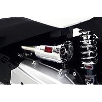 ASAKURA(浅倉商事) リード125(LEAD)JF45 パワーフィルターキット ブラックメッキ