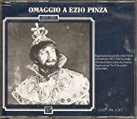 Omaggio a Ezio Pinza