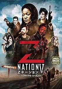 Zネーション ファイナル・シーズン DVD コンプリート・ボックス (7枚組)