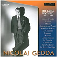 The Early Records 1952
