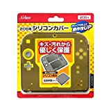 Amazon.co.jp2DS用シリコンカバー (クリアブラック)