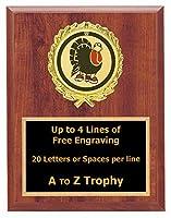 トルコPlaque Awards 5x 7木製感謝祭Trophy Comic Joke Trophies Free Engraving