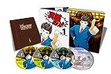 逆転裁判~その「真実」、異議あり!~DVD BOX Vol.1(完全生産限定版)[DVD]