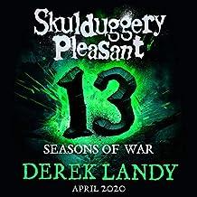 Seasons of War: Skulduggery Pleasant, Book 13