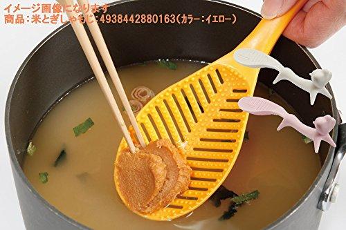 伊原企販『米とぎしゃもじSOOLy〈スーリー〉』