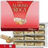 【アメリカ お土産】アーモンドロカ バタークランチ1箱(アメリカ チョコレート)