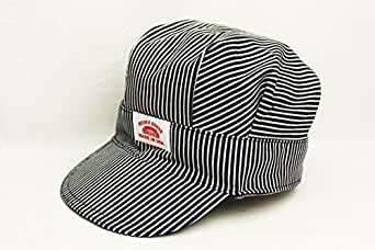 ROUND HOUSE (ラウンドハウス)/#88 ENGINEER CAP HICKORY STRIPE