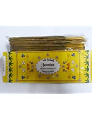 Jasmine/ジャスミン Agarbatti Incense Sticks 線香 100 grams Flora Incense フローラの香 Agarbatti