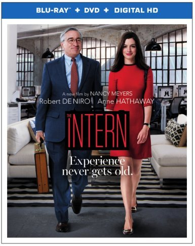 The Intern / マイ・インターン (Blu-ray + DVD + ULTRAVIOLET) [ 北米版]の詳細を見る