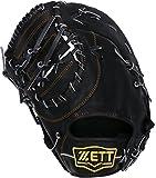 ZETT(ゼット) 野球 軟式 ファースト ミット ウイニングロード (左投げ用) BRFB33713 ブラック