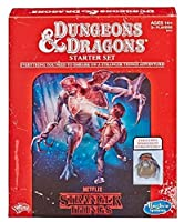Hasbro Gaming Stranger Things Dungeons & Dragons Roleplaying Game Starter Set [並行輸入品]