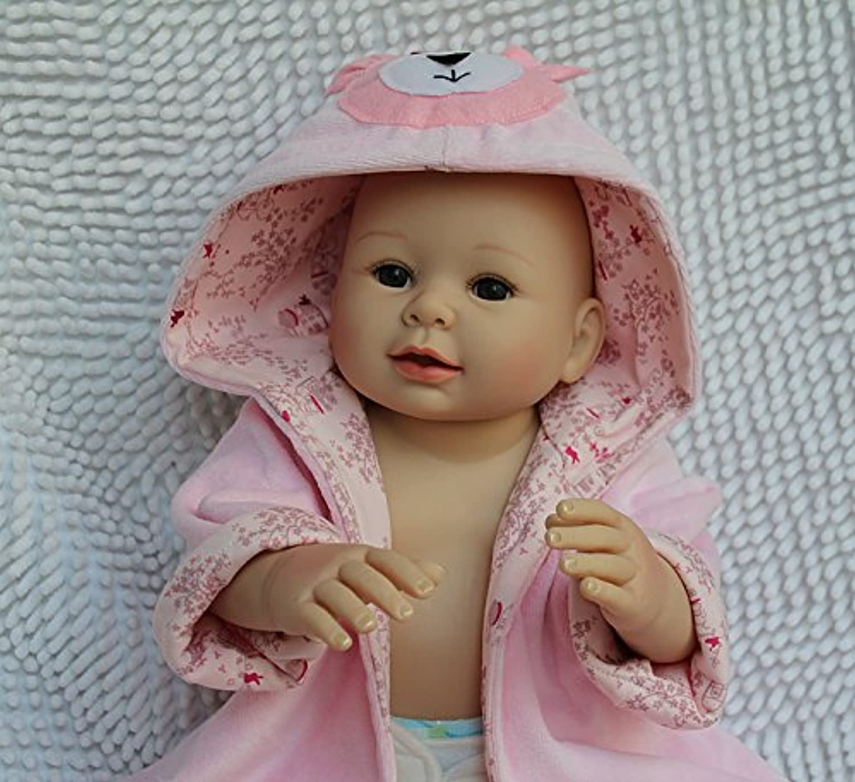 NPK COLLECTION 55CM リボーンドール ベビードール ドール きせかえ人形 女の子 お人形 新年プレゼント 誕生日プレゼント