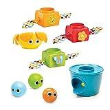 ユーキッド つみき パタパタつみき 大好きボール遊びがもっと楽しい 知育玩具