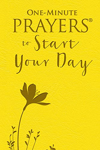 One-Minute Prayers® to Start Y...